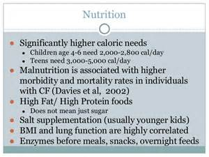 cystic fibrosis diet picture 2