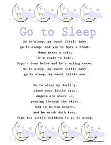 go to sleep lullabies lyrics picture 6