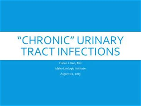 continuous bacterial infection in urinary tract picture 4