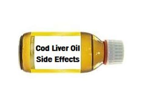 side effects of cod liver oil picture 2