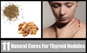 natural shrinkage of thyroid nodule picture 1