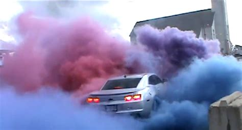 causes of blue smoke picture 13