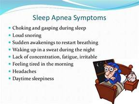 all known symptoms of sleep apnea picture 6