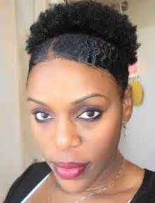 easy blk hair styles picture 5