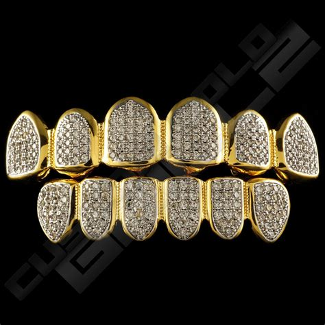 wholesale custom gold teeth grills picture 6