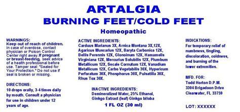 artalgia picture 2