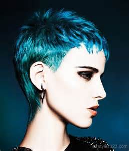 crazy colored hair picture 6
