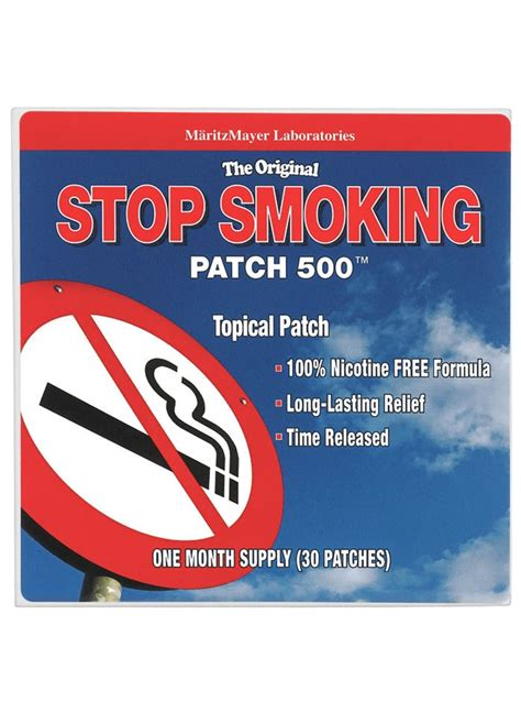 free stop smoking patches picture 3