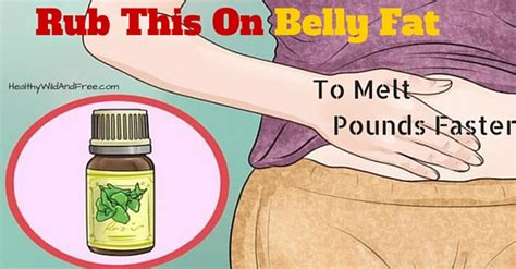which essential oil dissolves fat on stomach picture 4