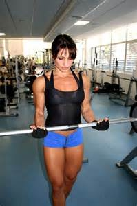 female muscle fitness models picture 19