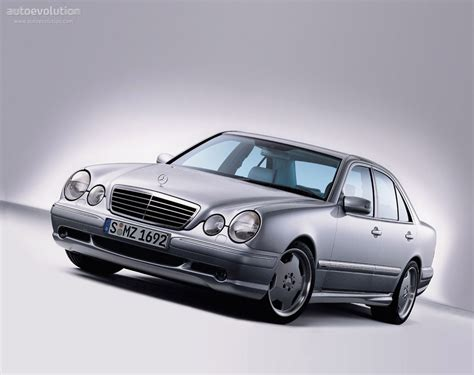 w210 2001 mercedes benz amg picture 3