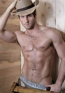 hairy male models picture 5