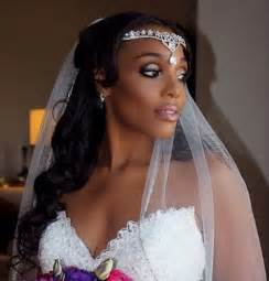 bridal hairstyles for black hair picture 9