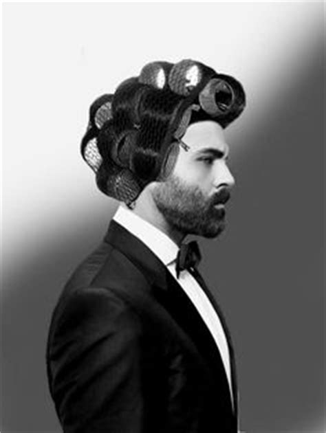 men in hair curlers stories picture 7