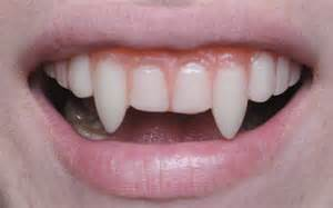 vampire teeth picture 13