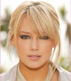 hairstyles for small heart faces and thin and picture 1