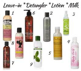 what natural herbs products detangle hair picture 3