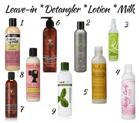 what natural herbs products detangle hair picture 4