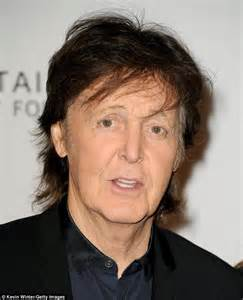 paul mccartney dyed hair picture 6