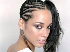 black hair braiding picture 7