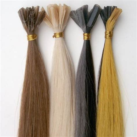 keratin applied hair extensions picture 5