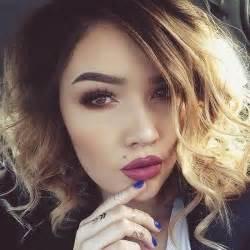 Monroe lip piercing picture 17