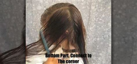 how to cut layers in long hair picture 7