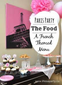 french birthday party part 2 picture 2