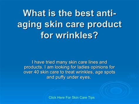 the best anti aging skin care treatment picture 5