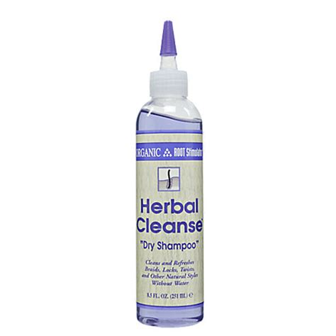 organic root stimulator herbal cleanse hair & scalp shampoo picture 2