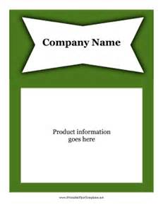free online business flyers printouts picture 6