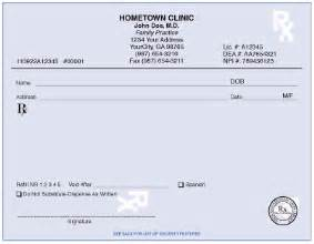 prescription pads picture 9