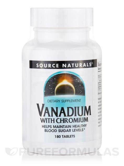 chromium vanadium tablets picture 1