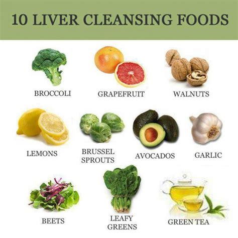 foods good for the liver picture 2