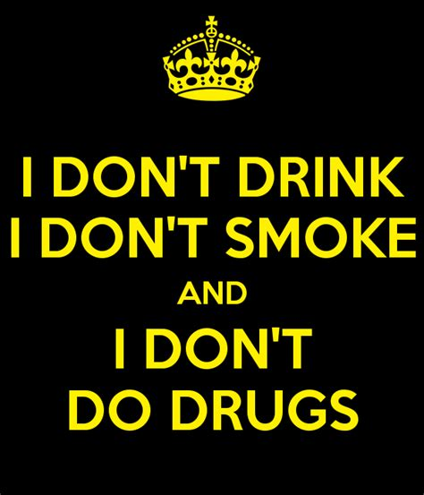 i don't smoke i don't drink lyrics picture 1