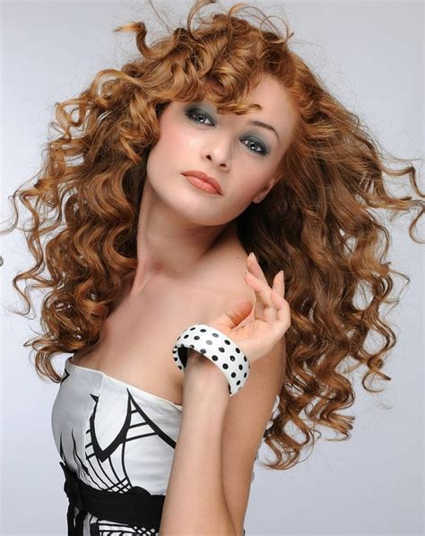 curly wavy hair picture 9