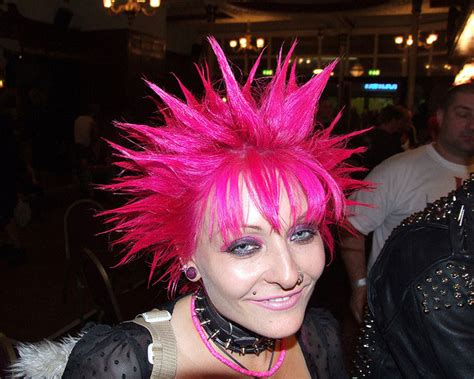 punk hair picture 2