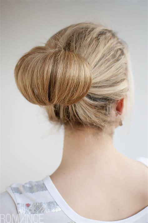 hair bun picture 10