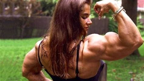 female muscle growth after spinach picture 6