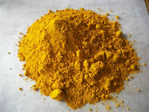 jamaican uses turmeric powder to bleach skin picture 14