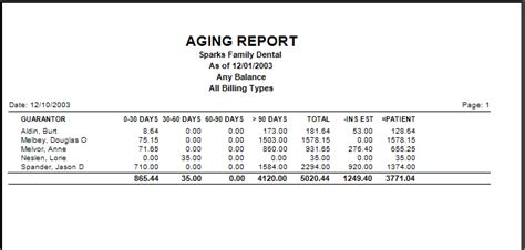 aging report picture 3
