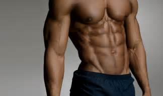black muscle abs picture 9