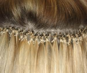 how to sew in hair extensions picture 6