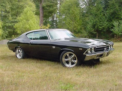 cheap 60's muscle cars picture 10