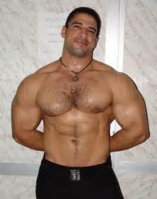 muscular arab men picture 2