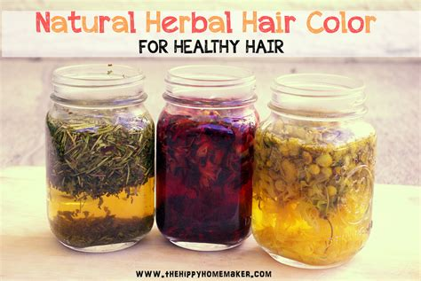 natural and herbal color rinses picture 1