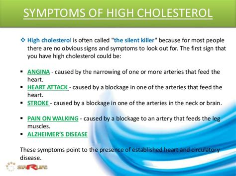Signs symptoms high cholesterol picture 11