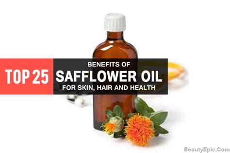 safflower oil for frizzed hair picture 11
