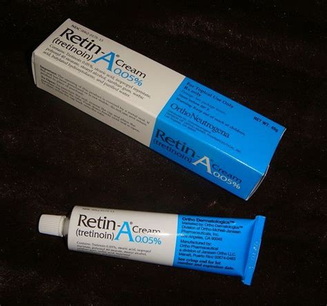 acne cream ingredient retin picture 11