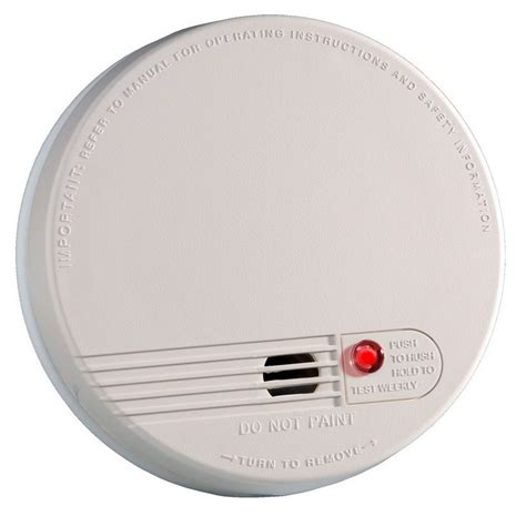 smoke detector intermittant alarm picture 11